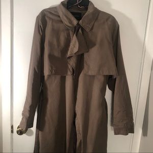 Banana Republic Lightweight Coat, XL